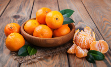 Juicy Orange Tangerines
