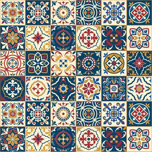 Foto  Gorgeous seamless  pattern