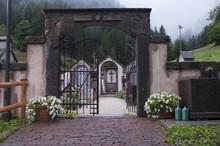 Moena, Il Cimitero