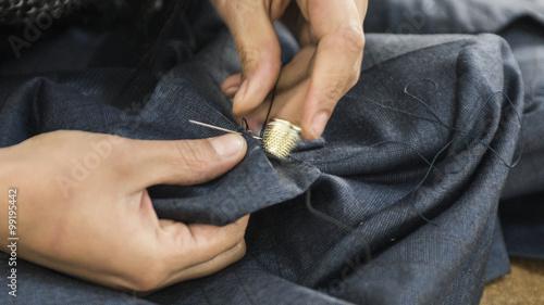 Mani di sarta