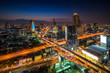cityscape of bangkok , capital of Thailand