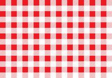 Seamless Picnic Pattern