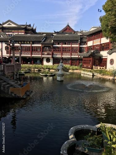 Foto op Canvas Seoel 上海旅行 豫園