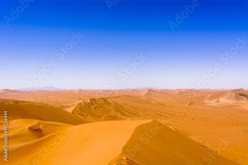 Tuinposter Algerije ナミブ砂漠