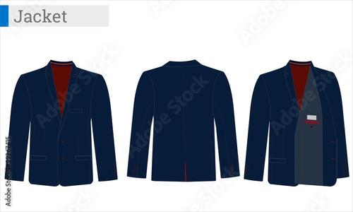 Photo Jacket / Americana