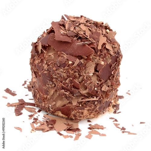 Fotografie, Obraz  Merveilleux au chocolat - French pastry