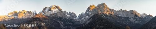 Dolomiti del Brenta Fotobehang
