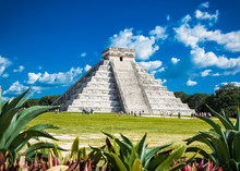Chichen Itza, One Of The Most ...