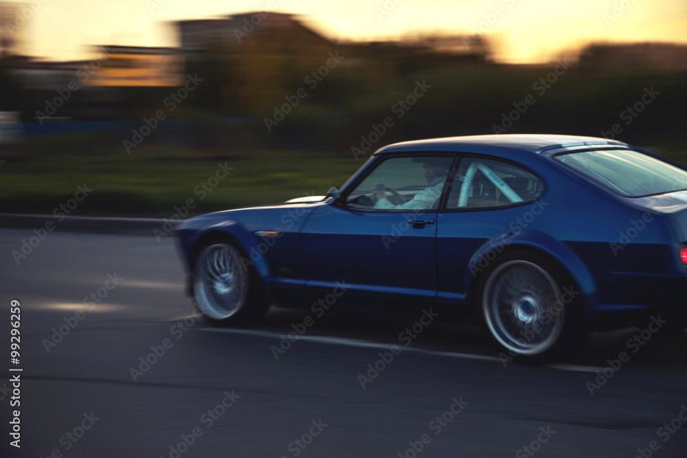 фотография  Ford Capri Cosworth