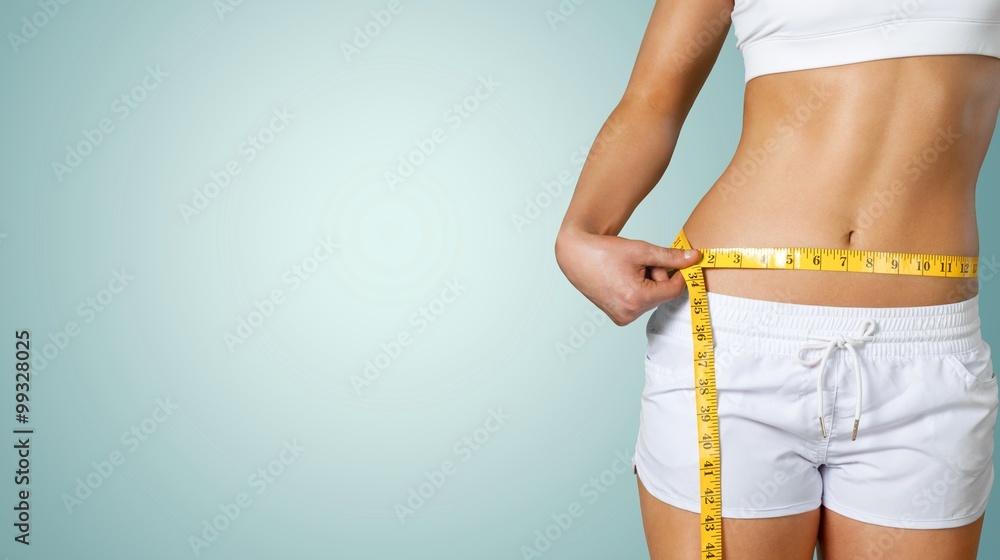 Fototapety, obrazy: Dieting.