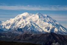 Denali Mountain Mckinley From ...