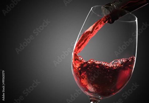 Foto op Canvas Alcohol Wine.