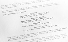 Screenplay Close-up 1 (generic...