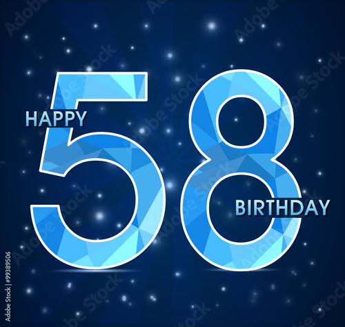 Поздравления женщине с 58 летием 85