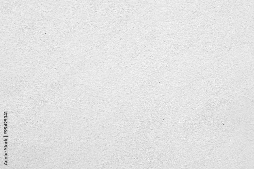 Fototapeta white concrete wall