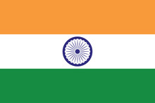 Flag Of India Illustration 3 S...