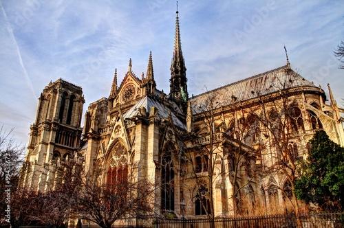 Fotografie, Obraz  Gothic Cathedral