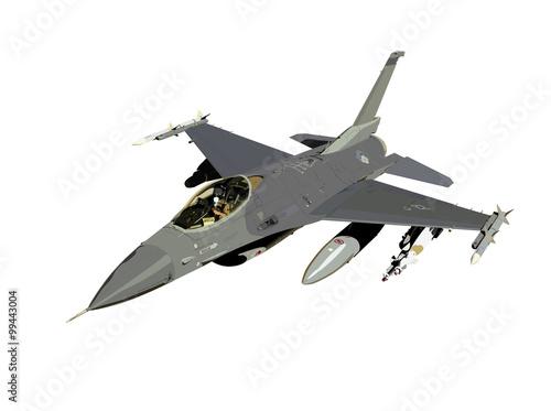 Fotografie, Obraz  ジェット戦闘機