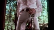 Tilt Up Shot Of  Elvis Imperso...