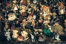 Ceramic Handmade Toys