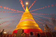 The Golden Mount, Bangkok, Thailand