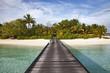 pier Maldives