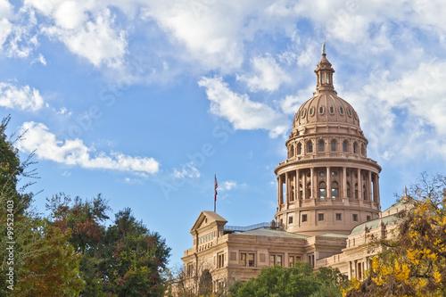 Foto op Plexiglas Texas Austin Capitol