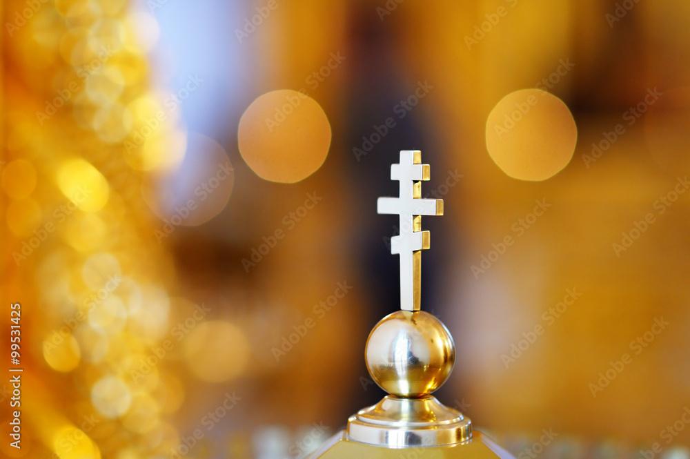Fototapety, obrazy: ?hristian cross