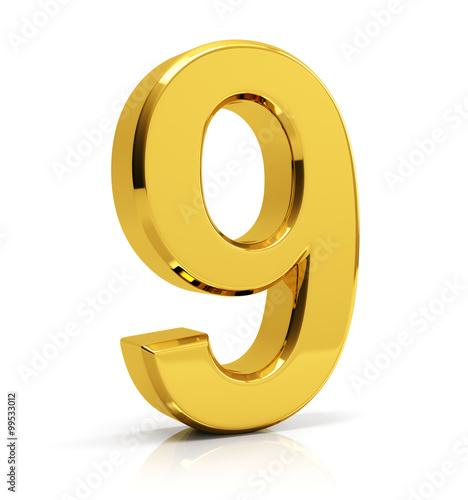 Tela  Number 9