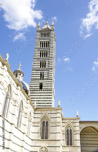 Fotografie, Obraz  Detalles arquitectónicos de la Catedral de Florencia, La Toscana, Italia
