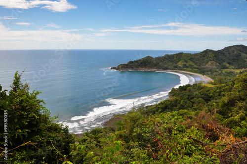 Fotografie, Obraz  Nicoya Peninsula landscapes, Costa Rica