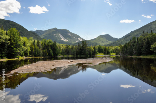 Photo The Adirondack Moutains, New York, USA