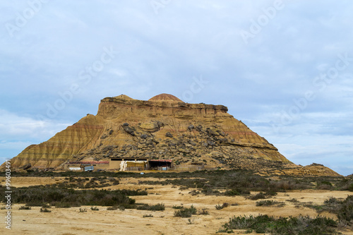 Fotografia  Shepperds in Bardenas