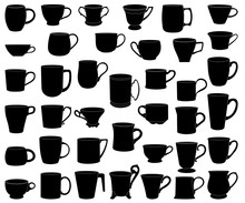 Cup Icon Set