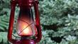 Africa safari jungle rustic paraffin camping lantern, slider shot