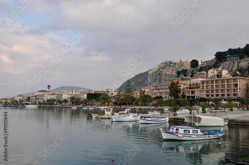 Fototapeta Nafplio – Greece