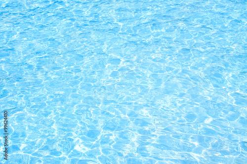 Valokuva  プールの水面