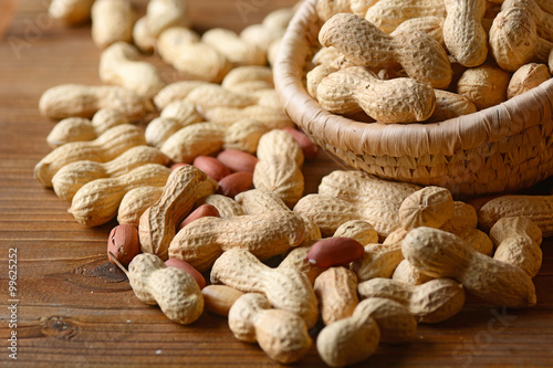 Obraz na plátne semi di arachide