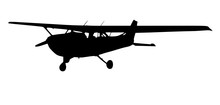 A Small Airplane