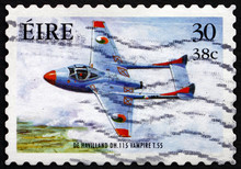 Postage Stamp Ireland 2000 De ...