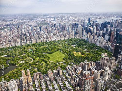 Fotografie, Obraz  Central Park, New York City
