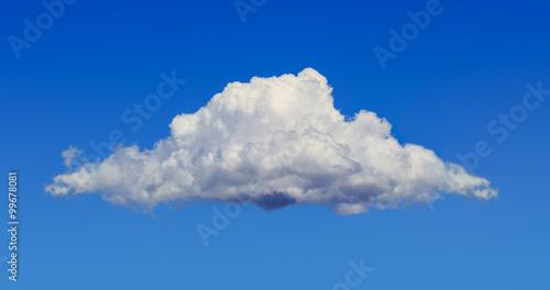 Canvas Prints Heaven white cloud and blue sky