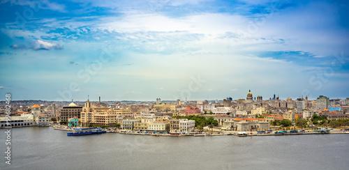 Fotografia  Panorama General view of Old Havana