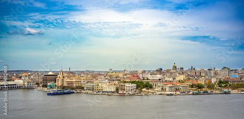Fotografija  Panorama General view of Old Havana