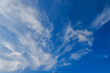 Blue-sky with clouds