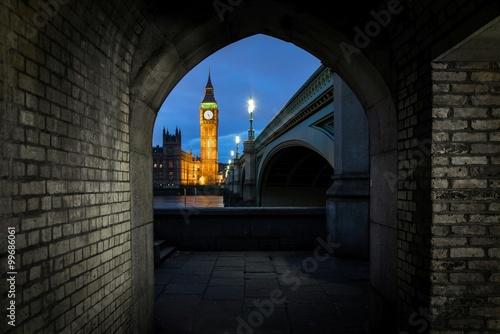 Carta da parati Palace of Westminster