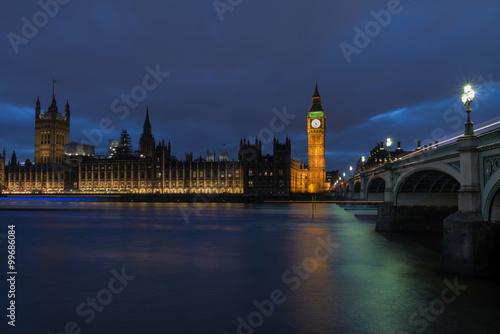 Fotografía Palace of Westminster