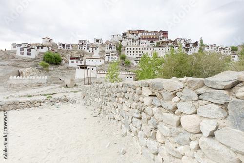 Fotografie, Obraz  Thiksey Gompa, Gelug-pa, Ladakh, India