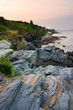 Cliff Walk - Newport, Rhode Island ..