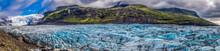 Panorama Of Stunning Vatnajoku...